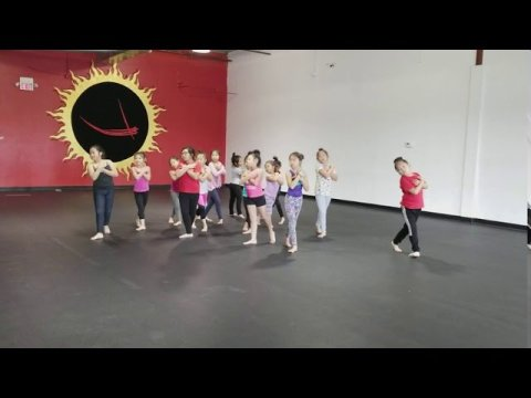 2017 Star Dust Hmong Dance Practice