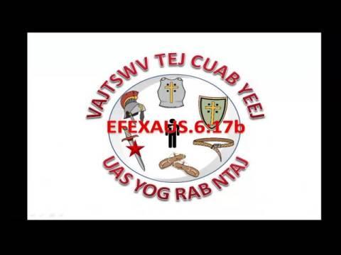 Vajtswv yam cuabyeej uas yog rab ntaj (cuabyeej#4) Xh. Tooj Zoo vaj yog tus qhia