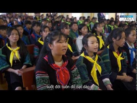 Bao la tình Chúa Tiếng H'Mông | Giáo họ Hầu Thào | Giáo xứ Sapa