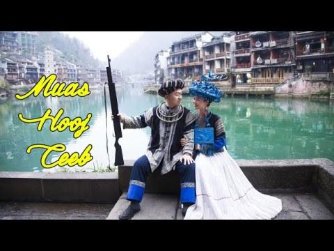 Muas Hooj Ceeb   优秀苗语故事片马红军  This is based on a true hmong china story...