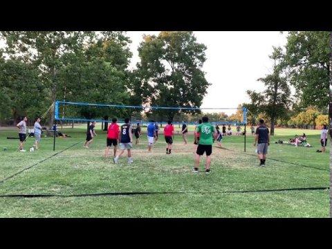 Maximum Effort vs. Team Richard | Full Match | 4th Annual Jes' Invitational | Hmong Volleyball 2020