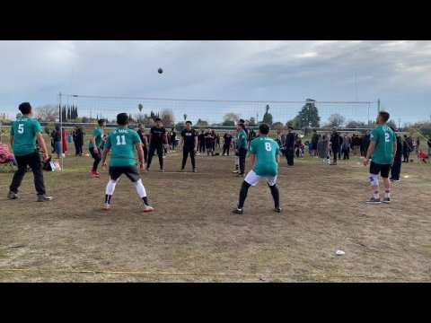 Fresno Hmong New Year Men's Volleyball 2019 - Critical v Squad (Set 1)