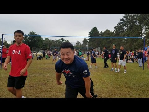 MDY vs Eau Claire G1 Hmong Volleyball Lacrosse 2019