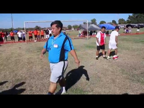 Hmong Oklahoma New Year '14-'15 Soccer PK for 3rd Place(Black Rhino vs Noobz)