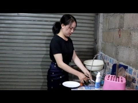 """Hmong short film  """"Nyab lub kua muag """" pt.2"""