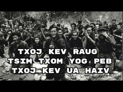 Txoj Kev Raug Luag Tsim Txom Yog Peb Hmoob Txoj Kev Ua Haiv