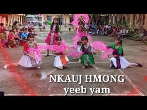 Nkauj Hmong học sinh ua yeeb yam seev cev tau zoo  part 12/ 01/10/2020/2021