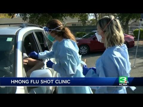 'Flu Crew' helps Sacramento's Hmong community get flu vaccine