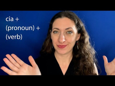 """Cia + pronoun + verb - """"Let us"""" - Learn the Hmong language - new vocabulary and grammar practice"""