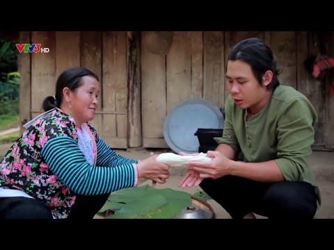 Bánh dày Hmong, Giã Bánh Mệt Muốn Xỉu - Ẩm Thực Tây Bắc - Nét Đẹp Dân Gian - VE Channel