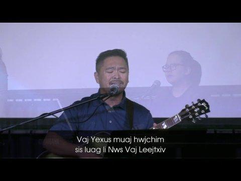Hmong Worship Service Online - November 1st, 2020