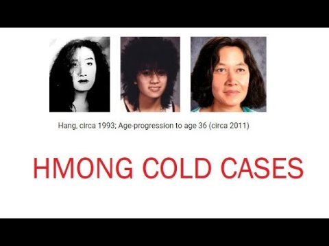 3 Hmong Cold Cases