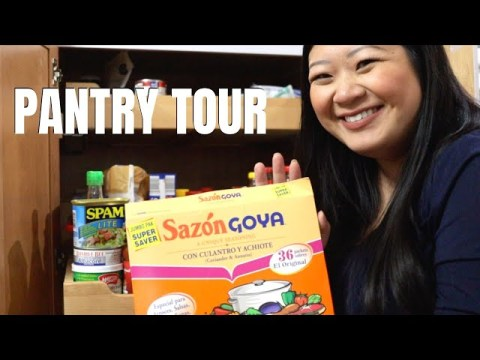 Hmong Pantry Tour & Must Haves   Important Ingredients to Quickly Feed Unexpected Houseguests!