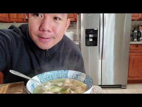 Food Vlog: Hmong Chicken Soup