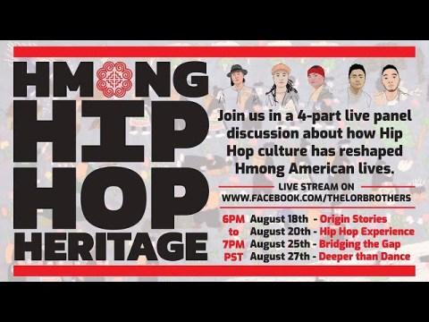 HMONG HIP HOP HERITAGE #HHHH Episode 3 : Bridging the Gap