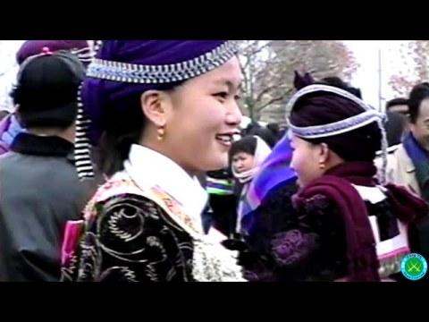 Merced Hmong New Year 12/24/1992