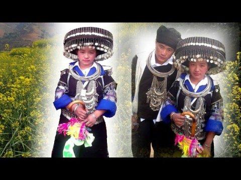 nkauj hmoob leeg - nkauj hmoob zoo nkauj - hmong mu cang chai