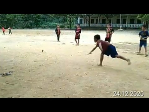 New Year Game Of Hmong Children 2021