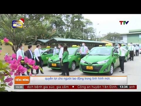 (TTV) Chương trình Tiếng Thái & Chương trình tiếng Mông ngày 31/12/2020