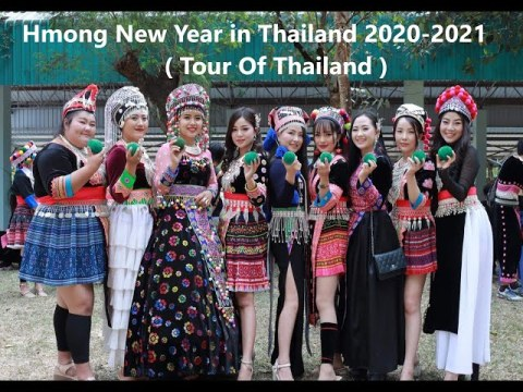 Hmong New Year in Thailand 2020 - 2021 ( Tour Of Thailand ) Daim # 1