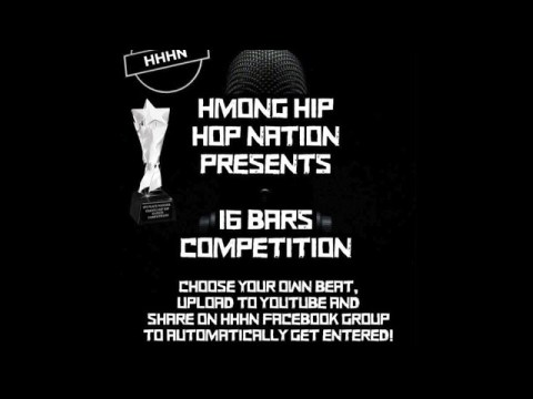 Hmong Hip Hop Nation 16 Bars Competition Red