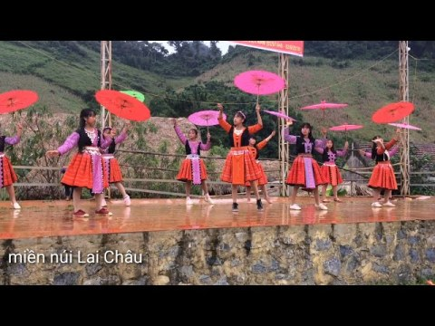 Gái xinh đẹp Hmong mùa hay nhất * Miền núi lai châu