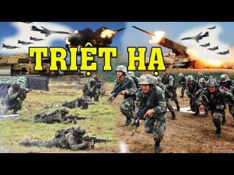 Không quân việt nam TIÊU DIỆT lực lượng nhà nước HMONG ,khi giám nã pháo vào LÃNH THỔ VIỆT NAM