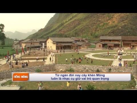 Tiếng khèn vãng mãi trong cộng đồng người Mông - Ngày 11/4/2021