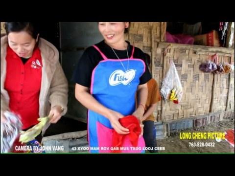VPY Trip and Tours Meuang Long Cheng,Hmong Lub Ntuj Ceeb Tsheej Part 1