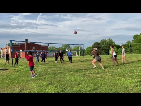 Hmong Women's Volleyball (Game 2) | 2021