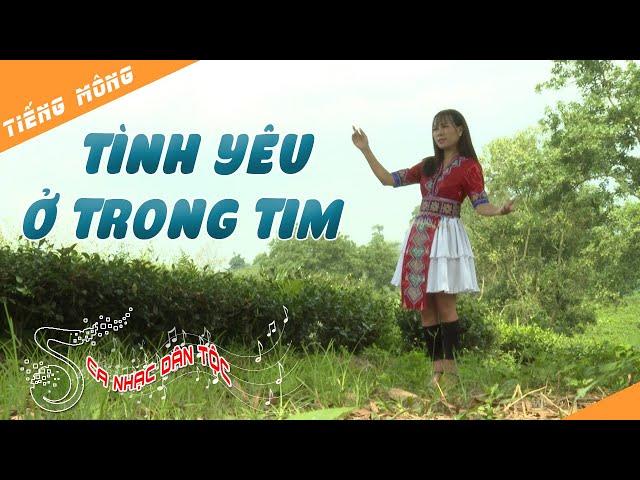 [Ca nhạc tiếng Mông] Tình yêu ở trong tim - Giàng Sơ | THLC