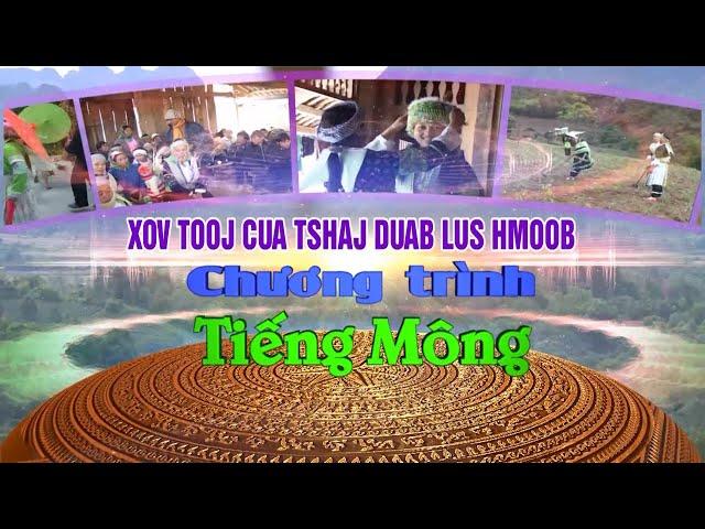 Chương trình tiếng Mông ngày 13/6/2021
