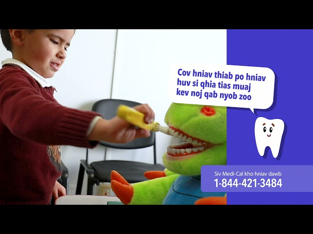 Fresno County Department of Public Health - Oral Health Hmong 30s