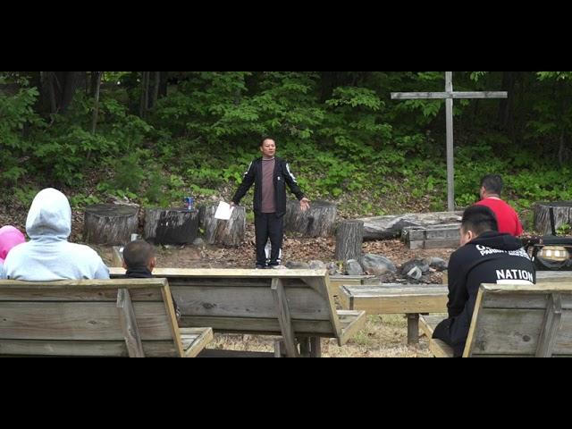 Immanuel Hmong - Camp Croix 2021 Retreat