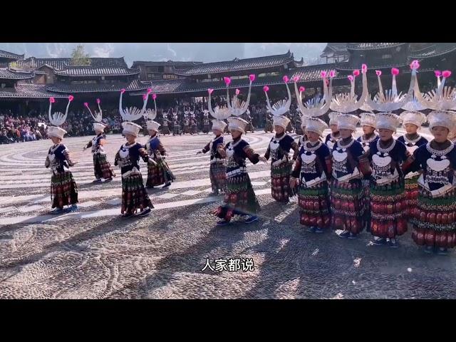 Hmoob Nyob Tsoob Kuj kev lom zem _ The Hmong Guizhou