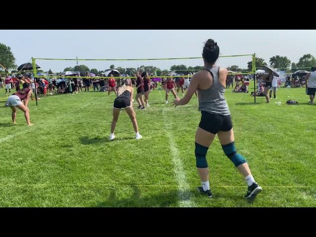 Hmong Volleyball J4 - Reborn vs Rize G1