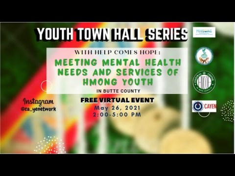 With Help Comes Hope: Meeting The Mental Health needs of Hmong Youth