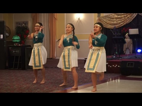 Hmong Dance Competition | Hmong United Of Michigan New Year 2018-2019
