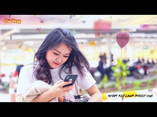 """Hmong New Song """"Phooj Ywg Nyiam Koj Lawm"""""""