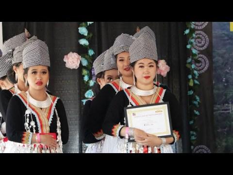 Nkauj khaws cia / 3rd place dancing @ Hmong Wausau Festival 2021
