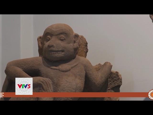 [TIẾNG MÔNG] NGHỆ THUẬT ĐIÊU KHẮC VÀ TẠO HÌNH CHĂM PA | VTV5