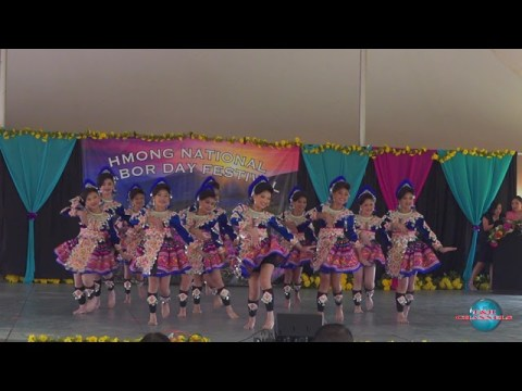 Blazing Sapphire ( Round 2 )Dance Competition - Hmong National Labor Day Festival 9/5/2021