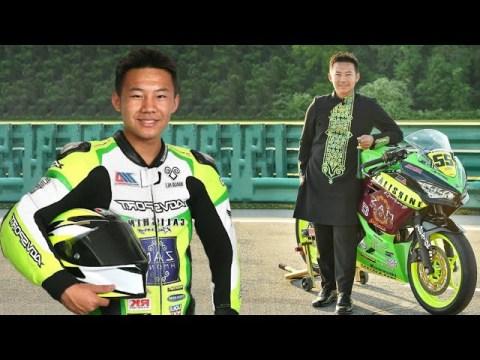 Aden Thao, người Hmong đầu tiên ở Mỹ tham dự giải đua xe tay moto chuyên nghiệp