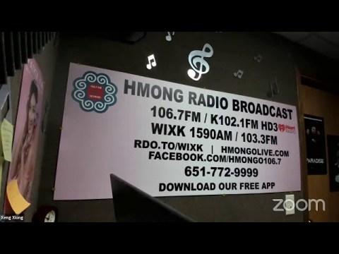 Hmong Radio Broadcast/ Souwan Thao's Group show from CAPI/usa, Talk health, job, covid 19  9-23-2021