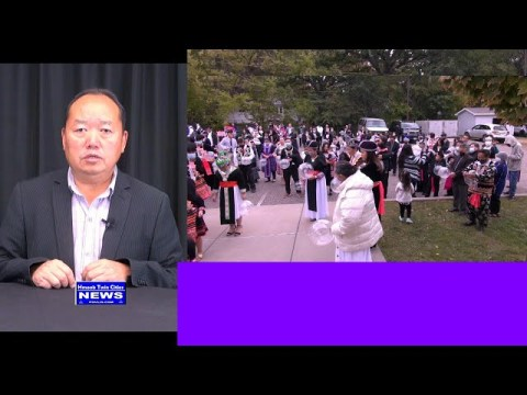 FIRST HMONG AG CHURCH PAYING OFF CHURCH MORTGAGE