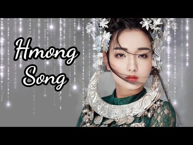 Hmong Song - Nkauj Hmoob Zoo Mloog & Kho Siab Tus Siab