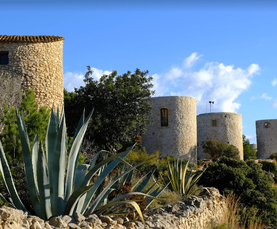 Hikes around Moraira