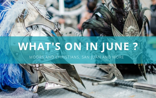 What's on in June ?