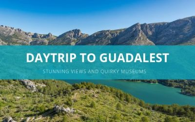 Daytrips from Moraira : Guadalest
