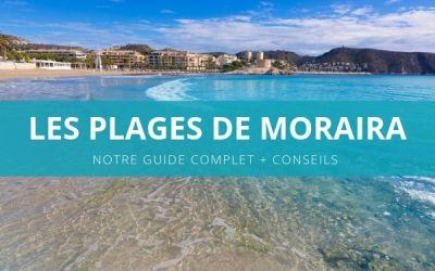 Plages de Moraira : notre guide